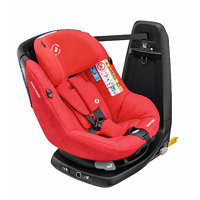 Maxi Cosi Axissfix 2019, Nomad red