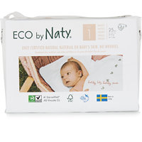 Naty Nature Babycare Plenky Newborn 2 - 5 kg (25 ks)
