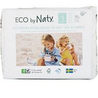 Naty Nature Babycare Plenky Midi 4 - 9 kg (30 ks)