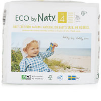 Naty Nature Babycare Plenky Maxi 7 - 18 kg (26 ks)