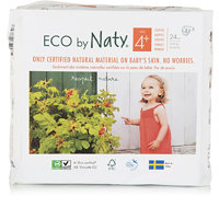 Naty Nature Babycare Plenky Maxi+ 9-20 kg (24 ks)