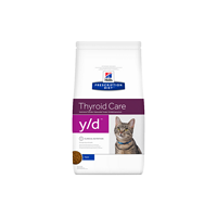 Hill's Prescription Diet™ y/d™ Feline granule 1,5 kg