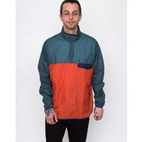 Patagonia Houdini Snap-T Pullover Sunset Orange