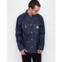 Carhartt WIP Michigan Coat Blue rigid