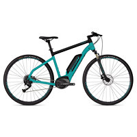 "Ghost Square Cross B1.8 28"" - model 2019 Electric Blue / Jet Black 86YS5001"