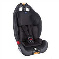Chicco Autosedačka Gro-up 123 9-36kg, JET BLACK