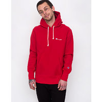 Champion Hooded Sweatshirt Haute Red