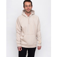 Carhartt WIP Hooded Chase Sweat Boulder/Gold