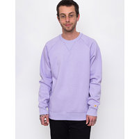 Carhartt WIP Chase Sweat Soft Lavender/Gold
