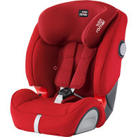 Britax Römer EVOLVA 123 SL SICT 2019, Flame Red