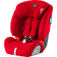 Britax Römer EVOLVA 123 SL SICT 2019, Fire Red