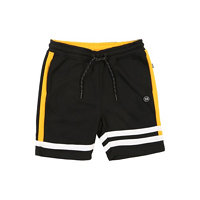 Jack & Jones Junior Kalhoty 'JJIBLAIR SWEAT SHORTS JUNIOR' černá