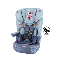 Nania Myla Isofix Denim Minnie