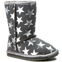 Boty EMU AUSTRALIA - Starry Night K11119 Charcoal