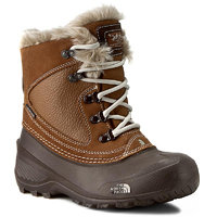 Sněhule THE NORTH FACE - Youth Shellista Extreme T92T5VNGW Dachshund Brown/Moonlight Ivory 3