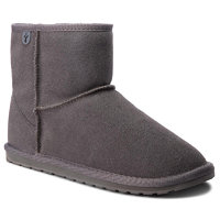 Boty EMU AUSTRALIA - Wallaby Mini Teens T10103 Charcoal 37