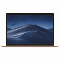 "Apple MacBook Air 13"" 128 GB (2019) - Gold APPMVFM2CZA"