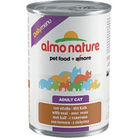Almo Nature Daily Menu 12 x 400 g - Telecí