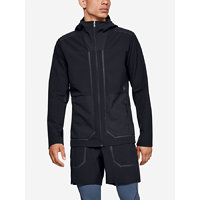 Bunda Under Armour Perpetual Training Jacket-Blk Černá