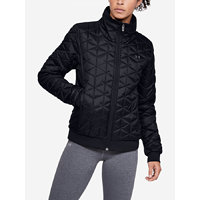 Bunda Under Armour Cg Reactor Performance Jacket-Blk Černá