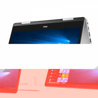 """Inspiron 14 5000 2in1 (5491) Touch 10th Gen i5-10210U (6MB, up to 4.2GHz) 14.0"""" FHD (1920 x 1080) IPS LED-Backlit Touch Display FPR 8GB (1x8), DDR4, 2666 MHz 256GB M.2 PCIe NVMe SSD mechanika N/A 3-Cell, 42WHr 45W Intel UHD Graphics with shared graphics DLLTN5491N2511S"""