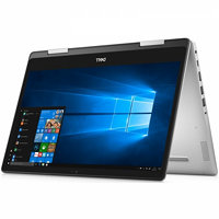 """Inspiron 14 5000 2in1 (5491) Touch 10th Gen i5-10210U (6MB, up to 4.2GHz) 14.0"""" FHD (1920 x 1080) IPS LED-Backlit Touch Display FPR 8GB (1x8), DDR4, 2666 MHz 512GB M.2 PCIe NVMe SSD mechanika N/A 3-Cell, 42WHr 65W NVIDIA GeForce MX230 2GB GDDR5 Wi-Fi Int DLLTN5491N2513S"""