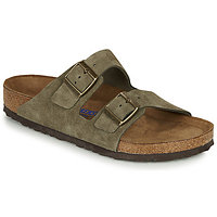 Birkenstock ARIZONA SFB LEATHER Khaki EU