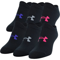UA Girl's Essential NS-BLK