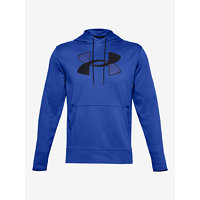 Armour Fleece® Big Logo Mikina Under Armour Modrá