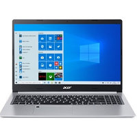 """Aspire 5 (A515-55G-79Y9) - Windows 10 Home - Intel® Core™ i7-1065G7 - 16 GB DDR4 Memory + N/A - 1024GB PCIe NVMe SSD + N (HDD upgrade kit) - 15.6"""" FHD Acer ComfyView IPS LED LCD - NVIDIA® GeForce® MX350 2G-GDDR5 (256*32*2) 8Gbps - Wifi 6 Intel AX201 802.1 ACENXHZHEC003"""