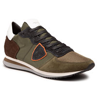 Sneakersy PHILIPPE MODEL - Trpx TZLU W052 Militaire 42